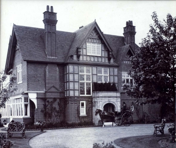 Hope House, UK, anno 1895